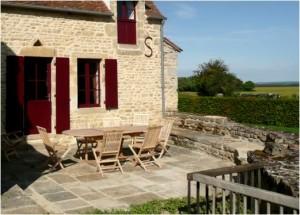 Maison d'hôtes |Installations Communes - Terrasse