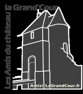 Logo de l'association Les Amis du Château La Grand Cour